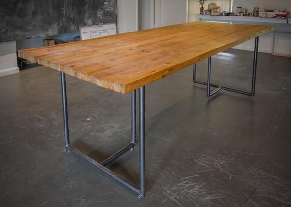 CUSTOM STEEL TABLE LEGS