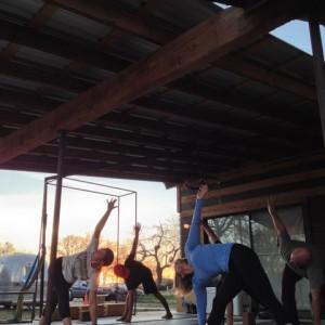 Yoga and Welding